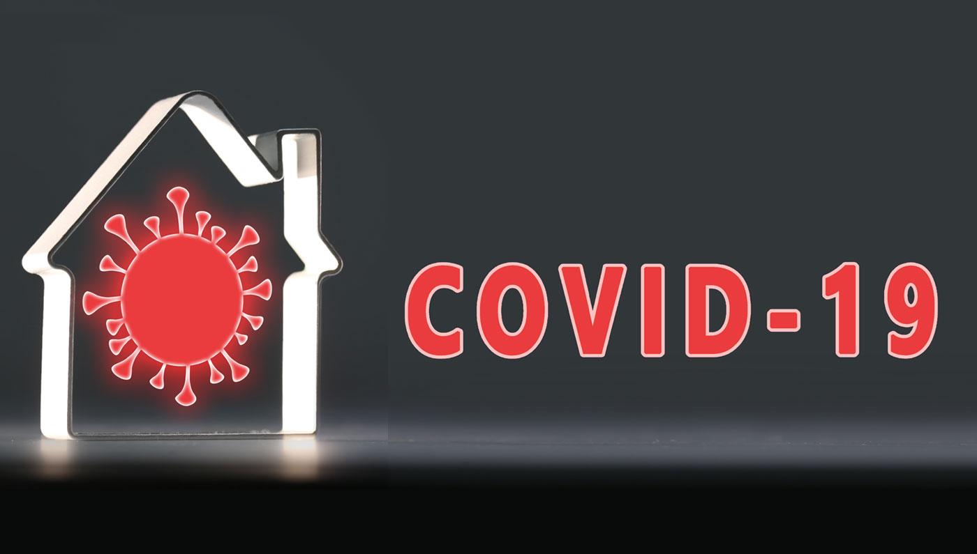 W COVID-zie złym!